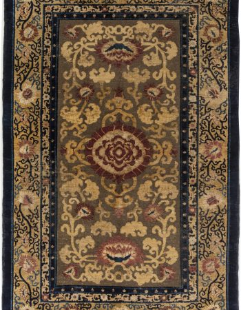 Art Deco Vintage Rug BB3603