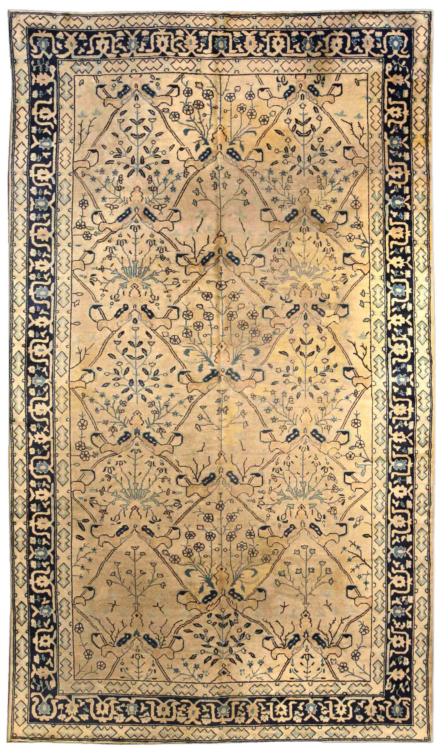 Vintage Chinese Carpet BB1941