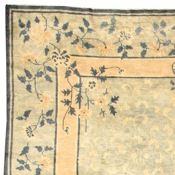 Vintage Chinese Rug BB3529