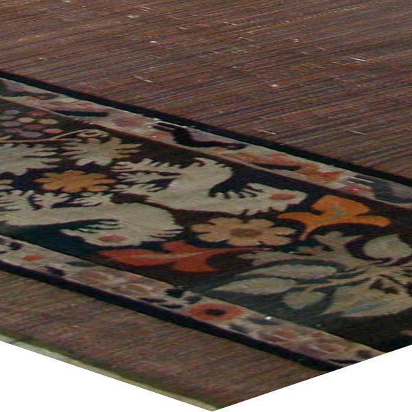 Antique Aubusson Carpet BB2539