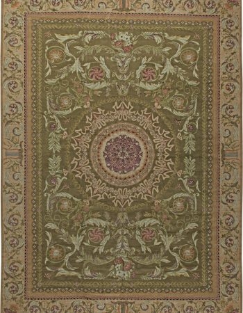 Oversized Antique Savonnerie Carpets BB1329