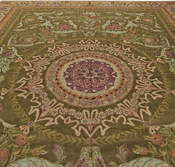 Übergroße Antique Savonnerie Teppiche BB1329
