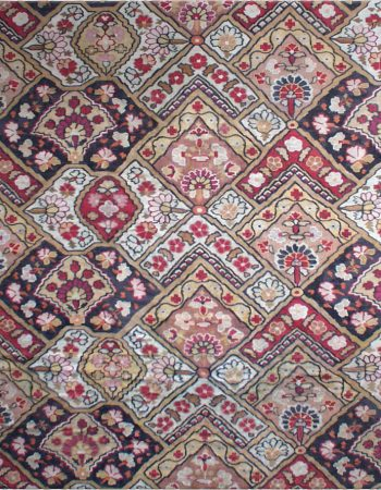 Antique Aubusson Rug BB1912