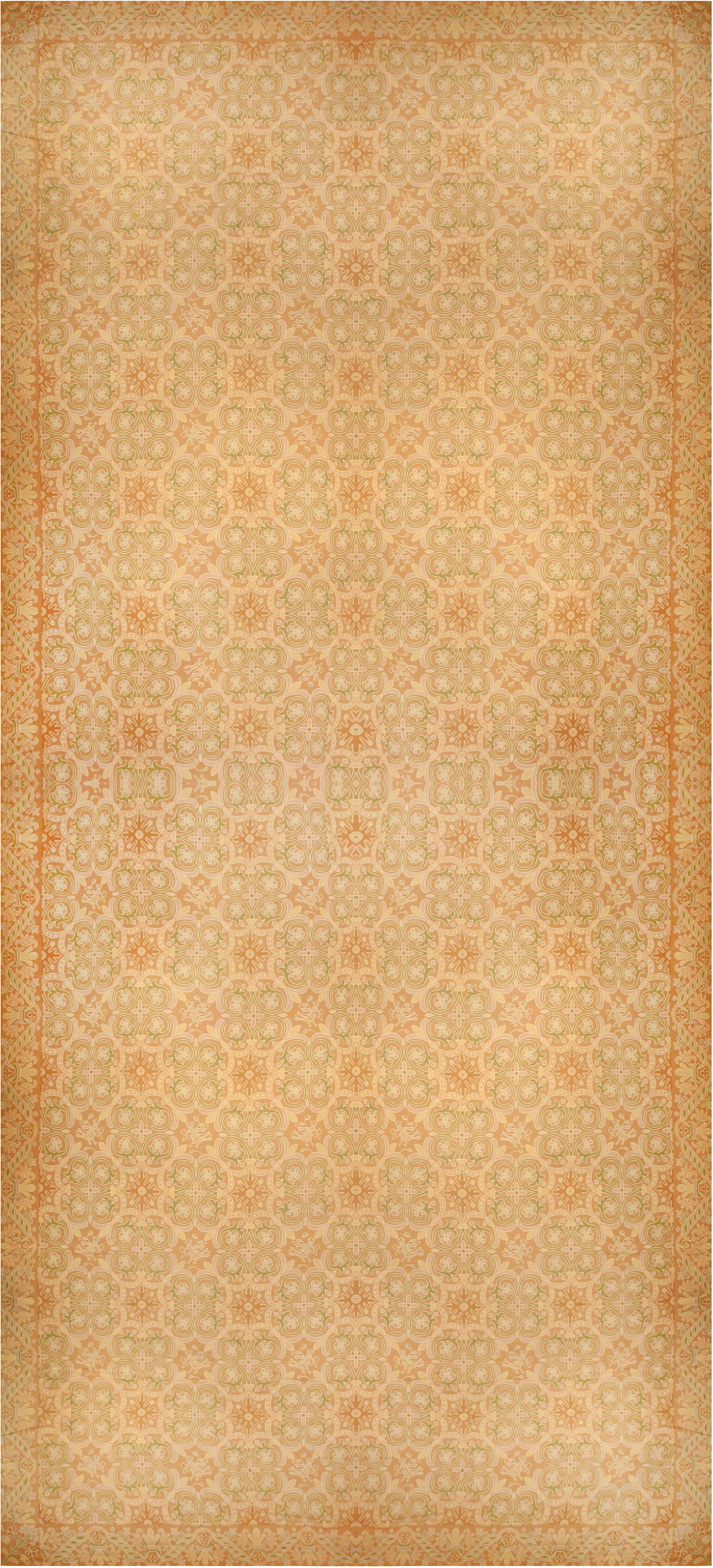 Extra Large Antique Portuguese Needlework Carpet BB3916
