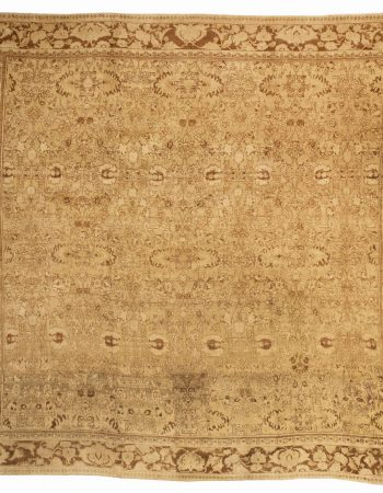 Antique Indian Agra Rug BB2546