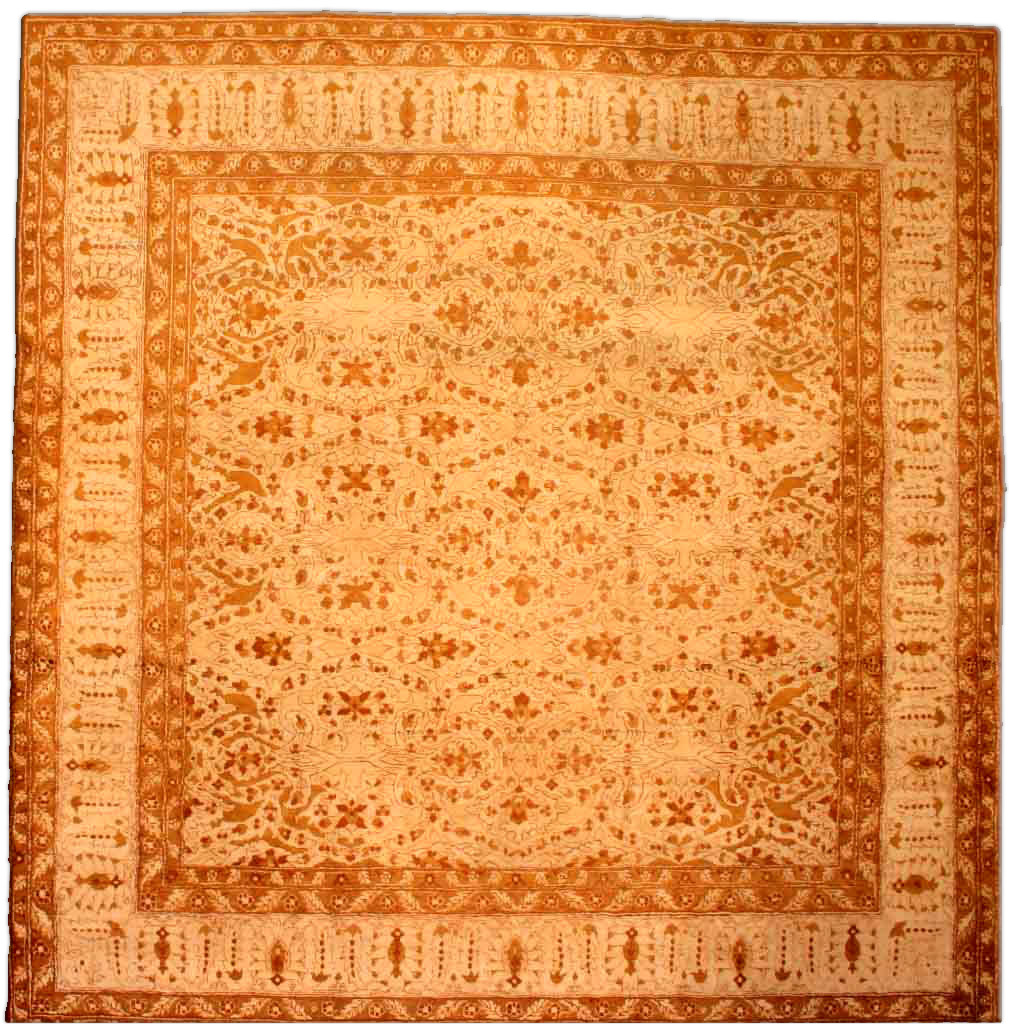 Indian Agra Rug BB3690
