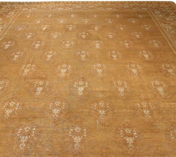 Antique Indian Amritsar Carpet BB2952