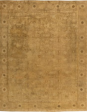 Vintage Indian Amritsar Carpet BB3915