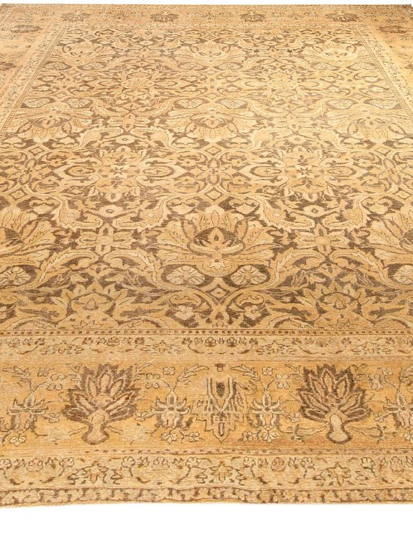 Antique Indian Amritsar Rug BB4107