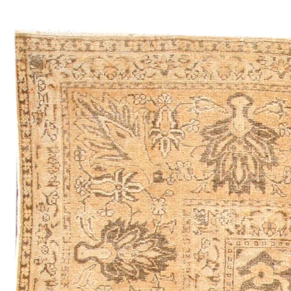 Antique Indian Amritsar Rug BB4107