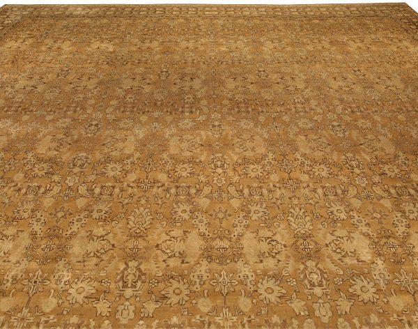 Vintage Indian Amritsar Carpet BB4250