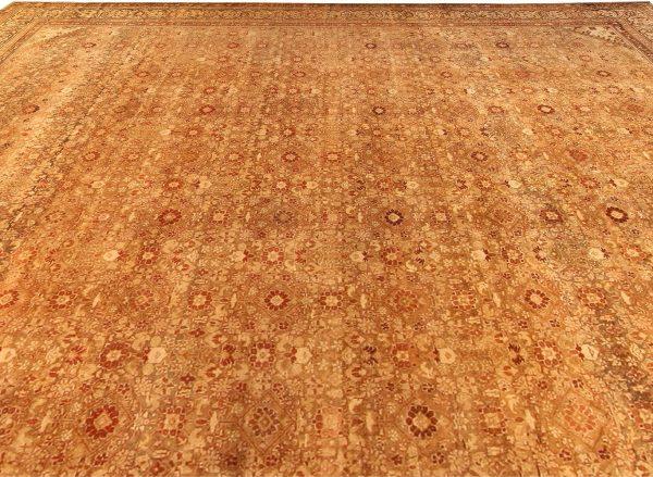 Vintage Indian Amritsar Carpet (size adjusted) BB4457