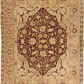 Antique Indian Amritsar Carpet BB4633