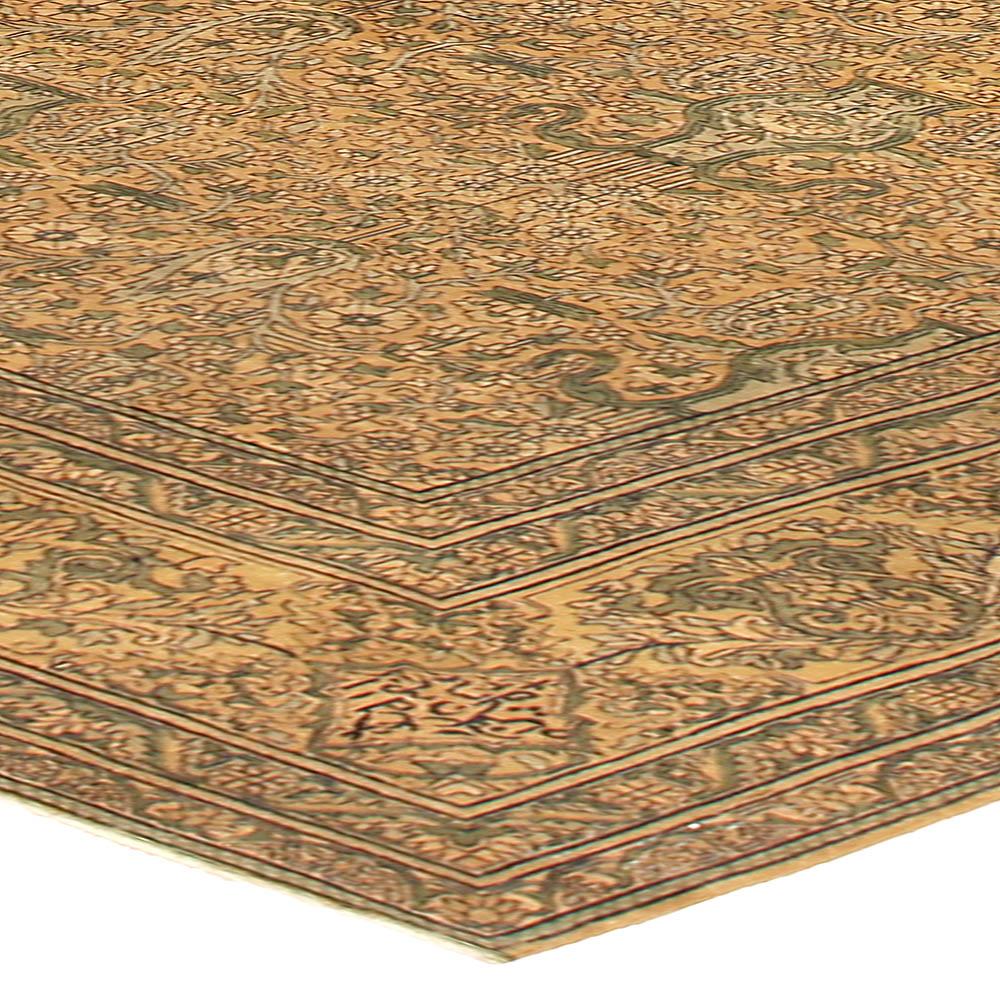 Vintage Indian Carpet BB5195