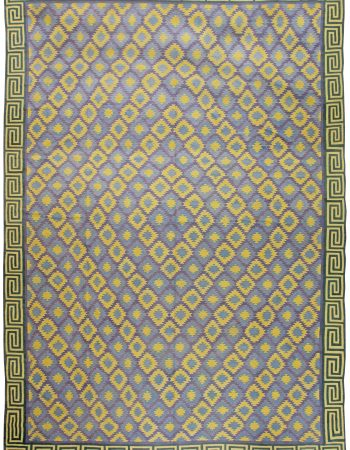 Vintage Indian Dhurrie Rug BB4824