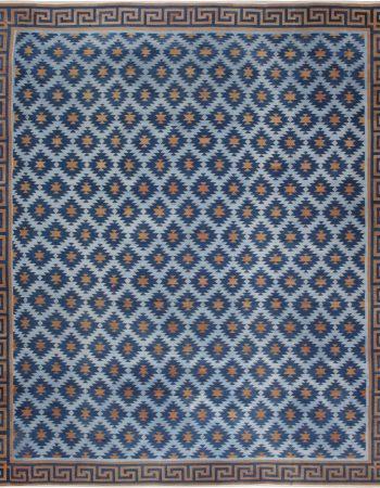 Vintage Indian Dhurrie Rug BB6195