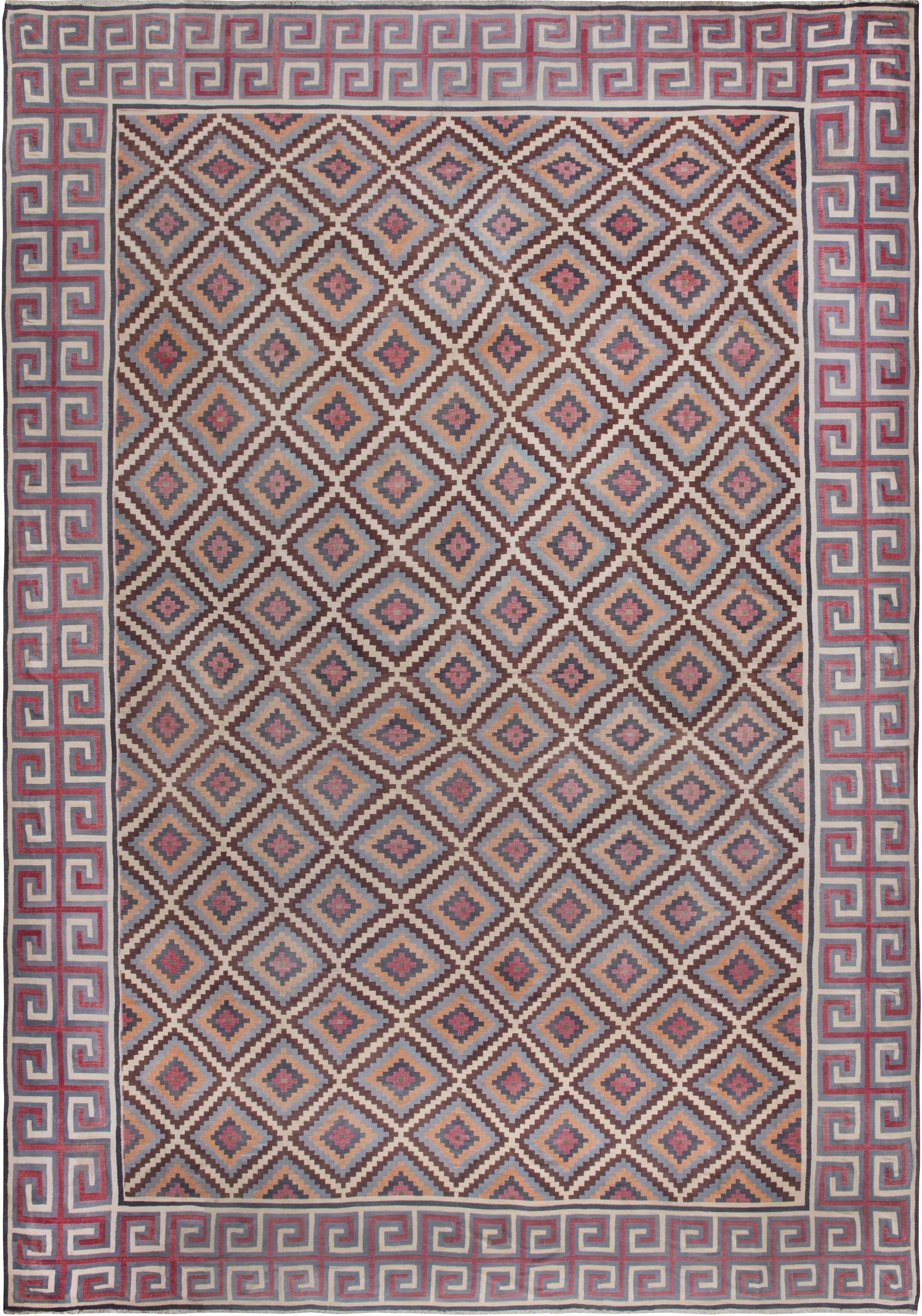 Vintage Rug (Dhurrie) BB6191