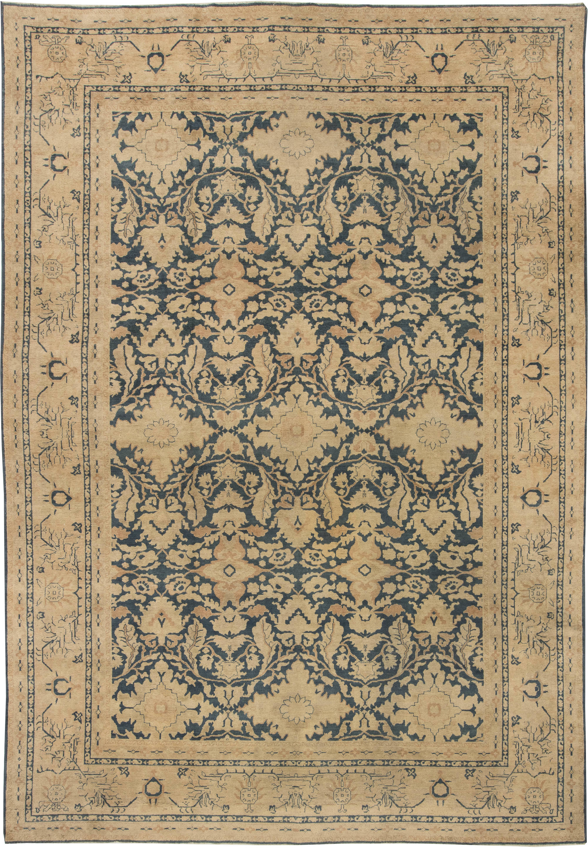 North Indian Rug Bb4039 By Doris Leslie Blau