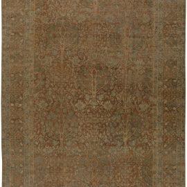 Antique Indian Rug BB5723