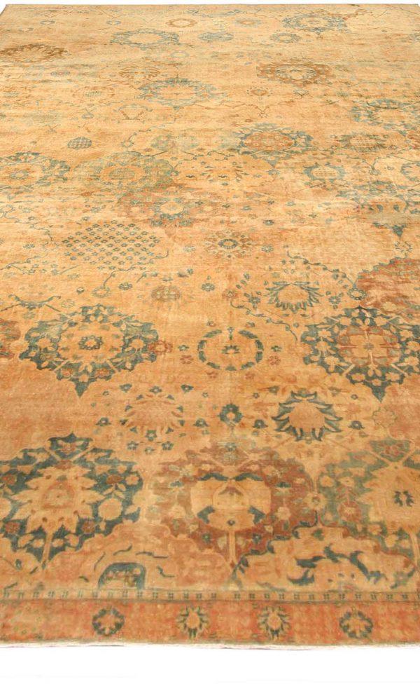 Antique Indian Carpet BB3734