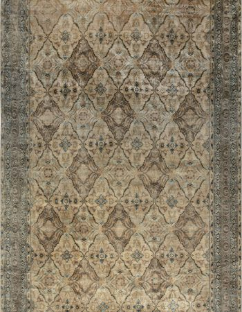 Antique Indian Carpet BB4190