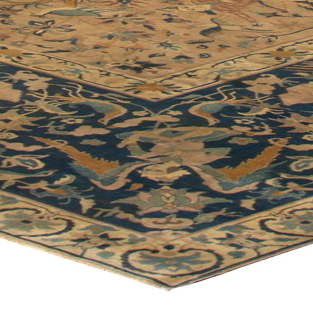 Vintage Indian Carpet BB1745