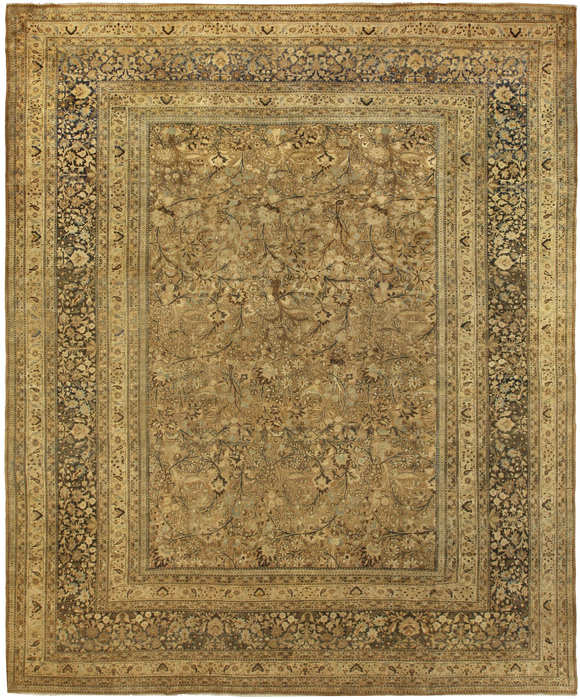 Antique Khorassan Rug BB5259