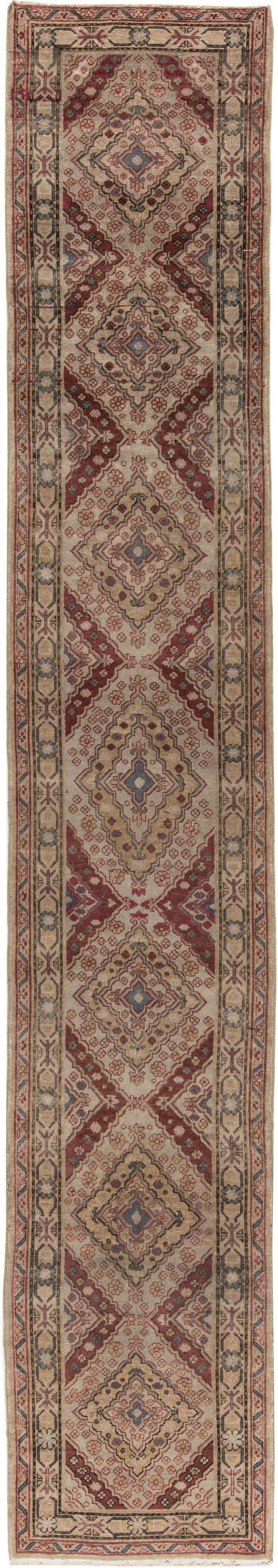 Antique North West Persian Runner BB6284