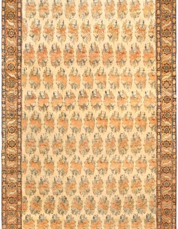 Antique Persian Bakhtiari Rug BB3533