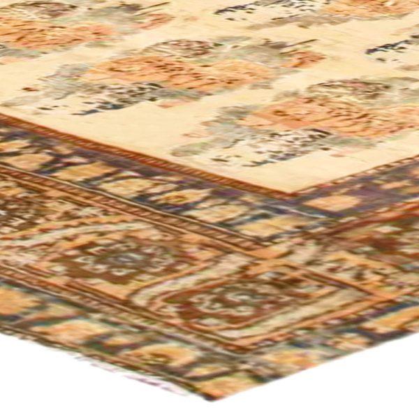 Antique Persian Bakhtiari Rug BB3533