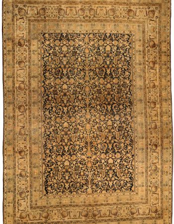 Antique Persian Kashan Teppich BB4306