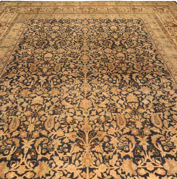 Antique Persian Kashan Teppich BB4306