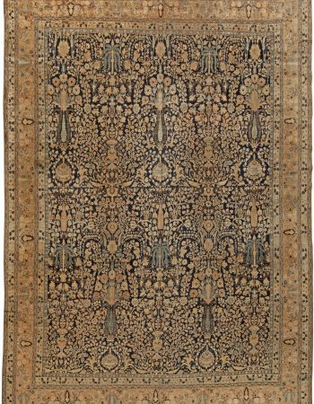 Antique Persian Rug Khorassan BB5667