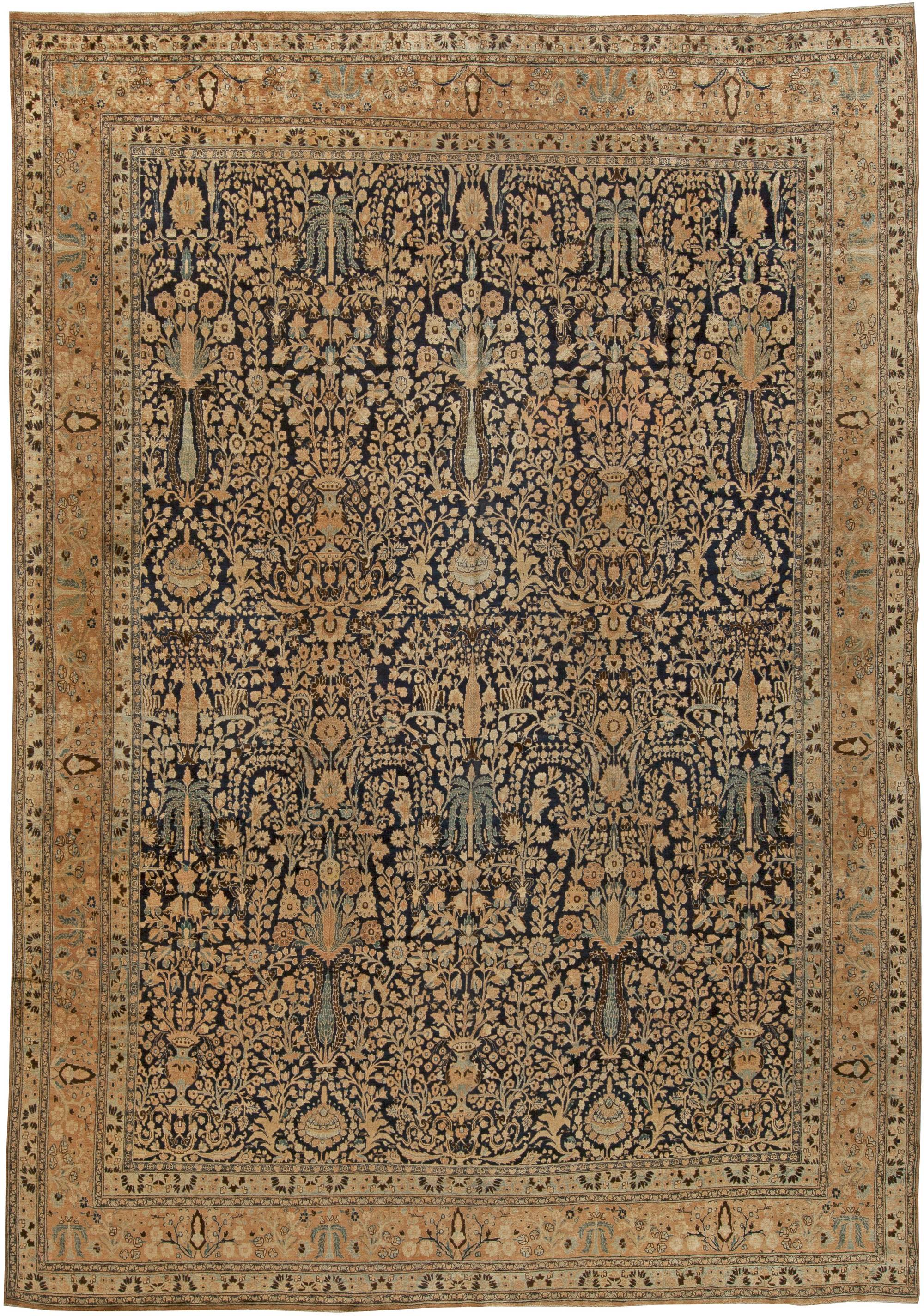 Antique Persian Khorassan Rug Bb5667 By Dlb