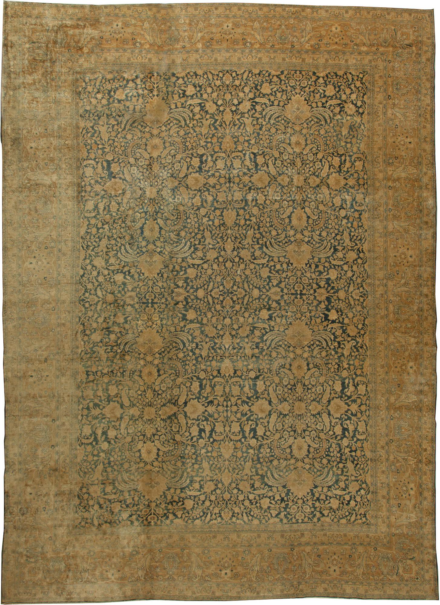 Large Vintage Persian Khorassan Carpet BB3387