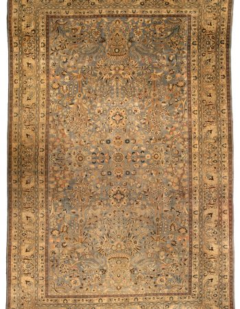 Persian Khorassan Carpet BB4284