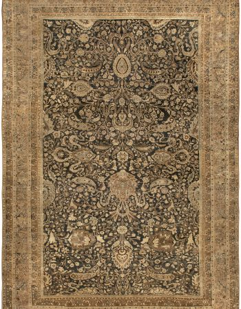 Antique Persian Rug Khorassan BB4937