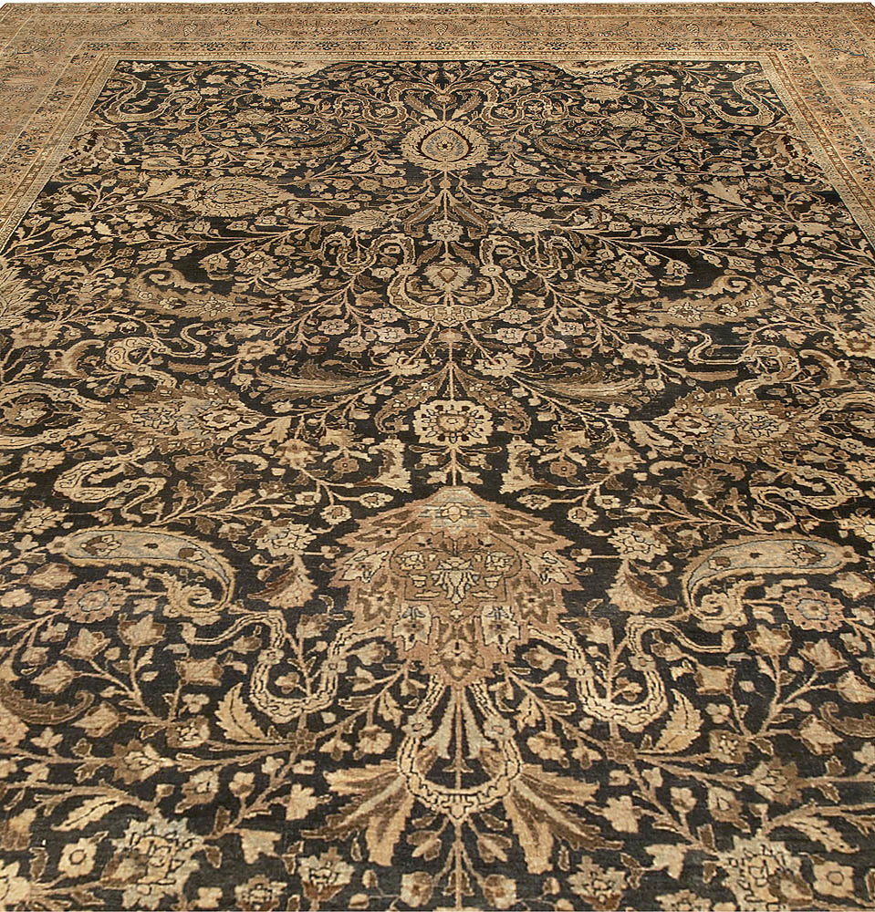 Antique Persian Khorassan Rug BB4937 By Doris Leslie Blau