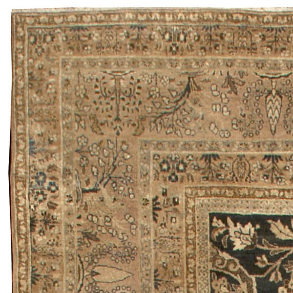 Antique Persian Khorassan Rug BB4937