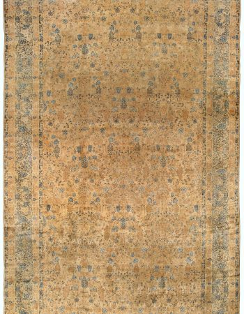 Antique Persian Kirman Rug BB2574
