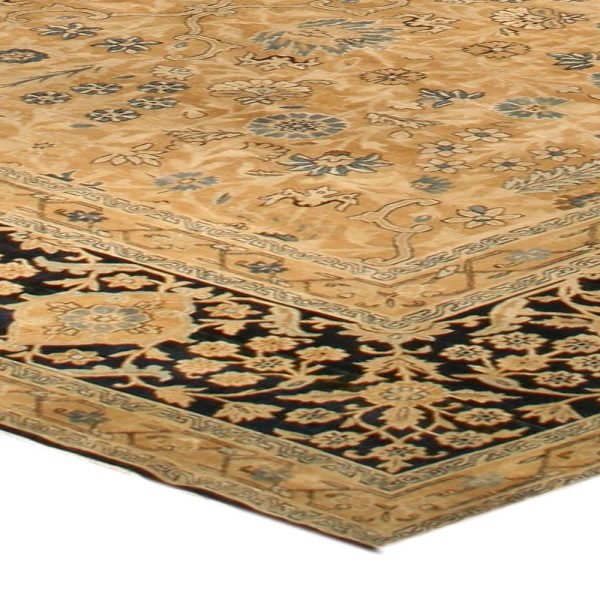 Oversized Antique Persian Kirman Carpet BB3867