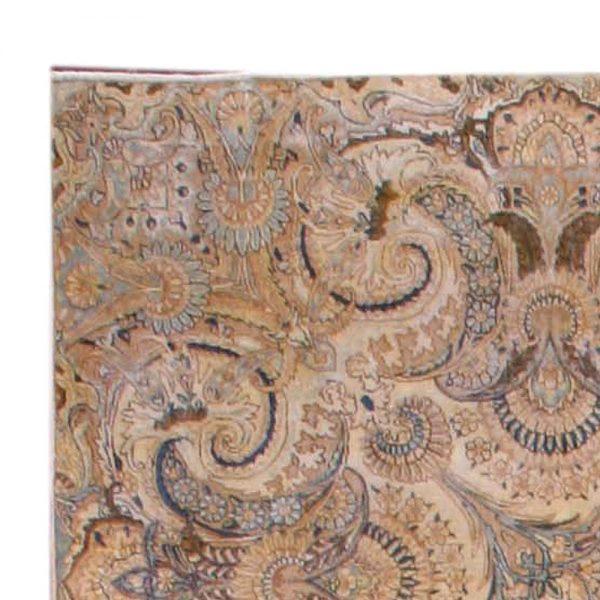 Antique Persian Kirman Carpet BB3880