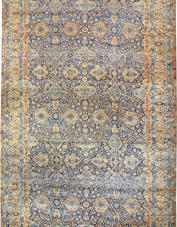 Antique Persian Kirman Rug BB0769