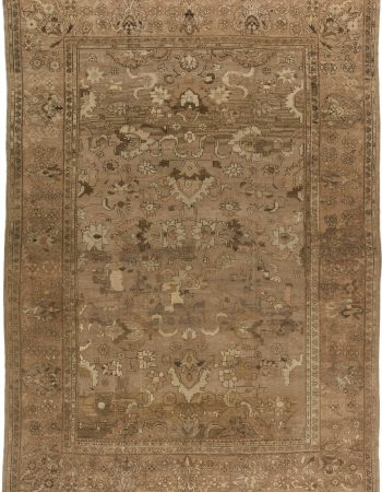 Antique Persian Malayer Rug BB4659