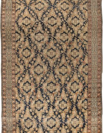 Antique Persian Malayer Rug BB2791