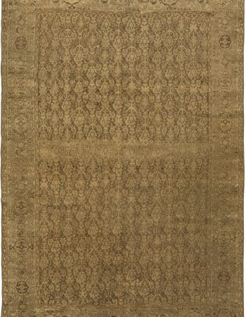 Antique Persian Malayer Rug BB5047