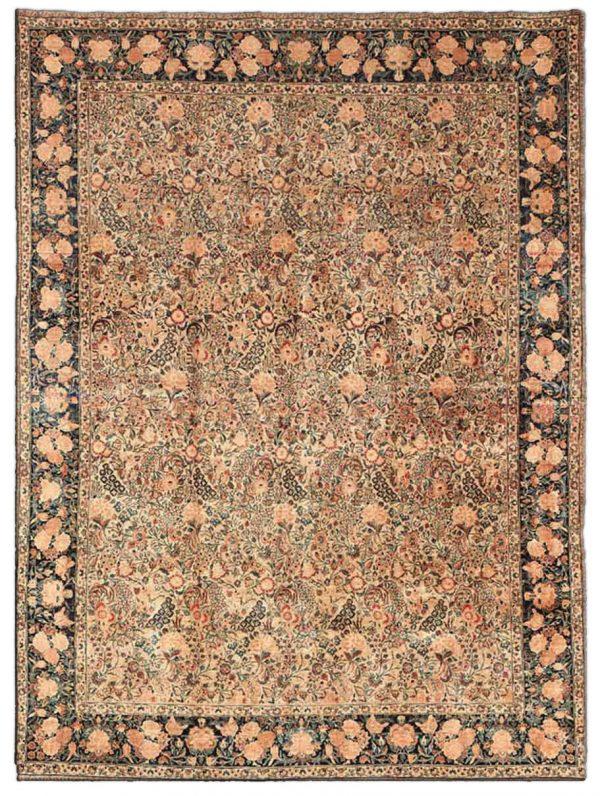 Antique Persian Meshad carpet BB1930