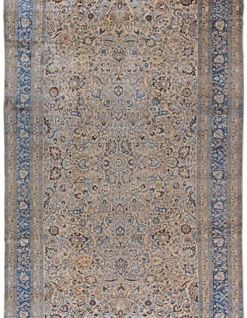 Antique Persian Meshad Teppich BB2444