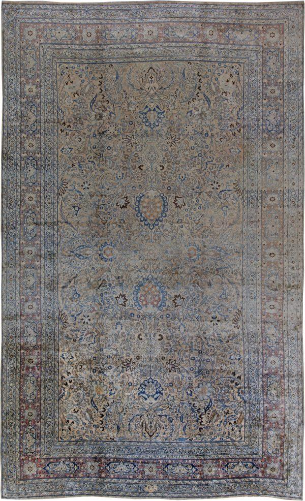 Antique Persian Meshad Rug BB2672