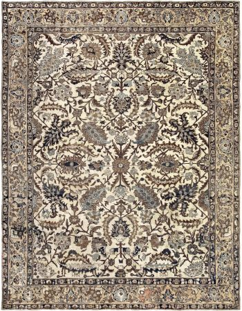 Antique Tabriz Rug BB3398
